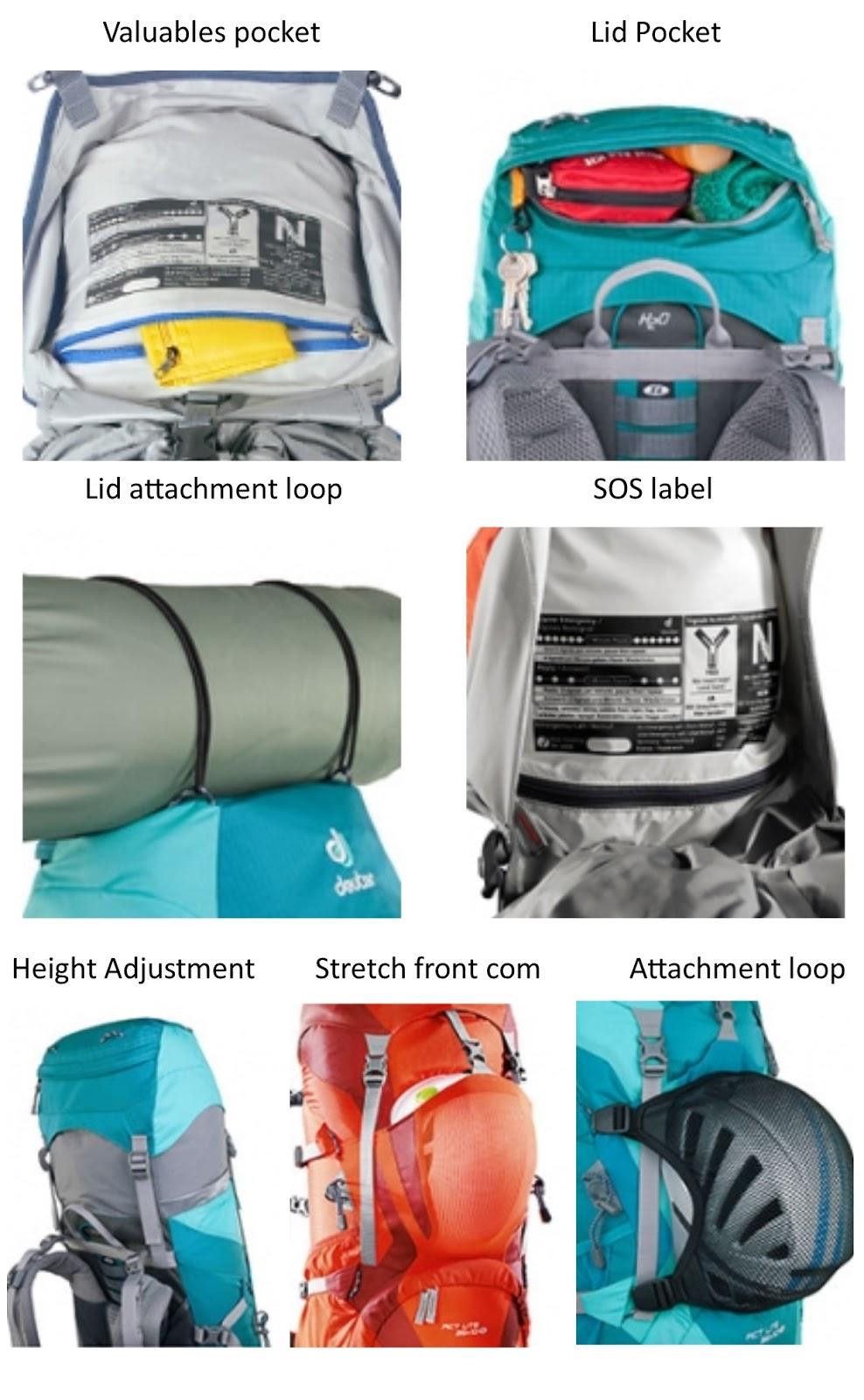 ori act lite series backpack deuter karrimor osprey. Black Bedroom Furniture Sets. Home Design Ideas
