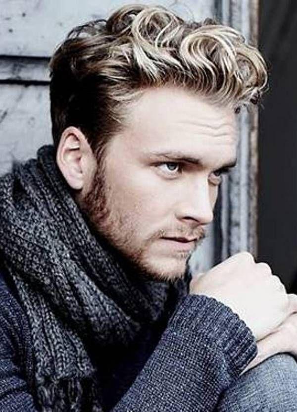Peinados Para Pelo Fino Hombre - Peinados para hombres con poco pelo Disimular las entradas