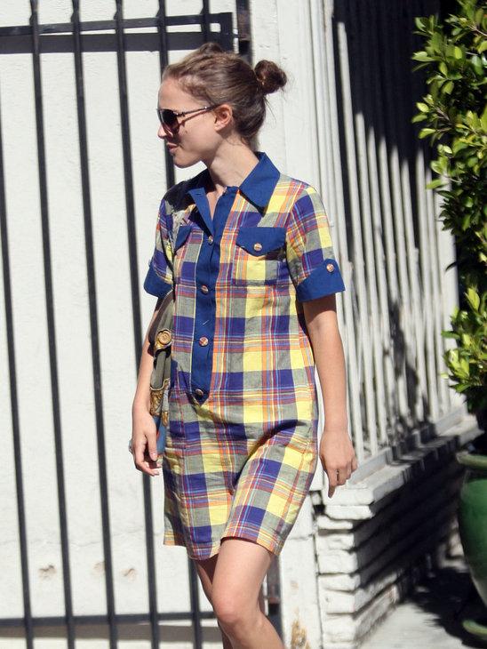 Natalie Portman Fashion Style