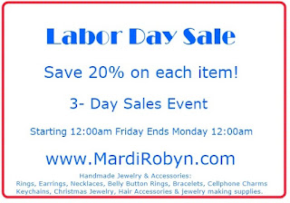 Labor Day Sale 2012