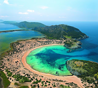 Voidokoilia beach, Pylos, Messinia