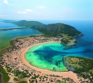 Voidokoilia beach, Pylos, Messinia