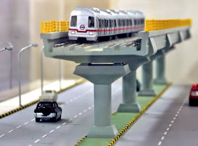 Kochi Metro 'Komet' will be ready by 2016