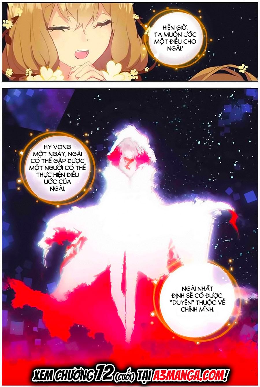 Thiên Hành Thiết Sự chap 71 page 34 - IZTruyenTranh.com