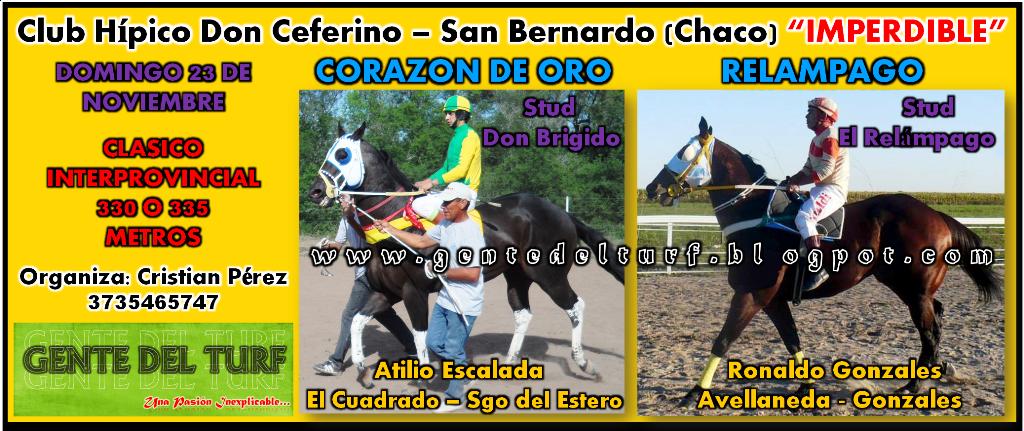 San Bernardo Clasico 23-11
