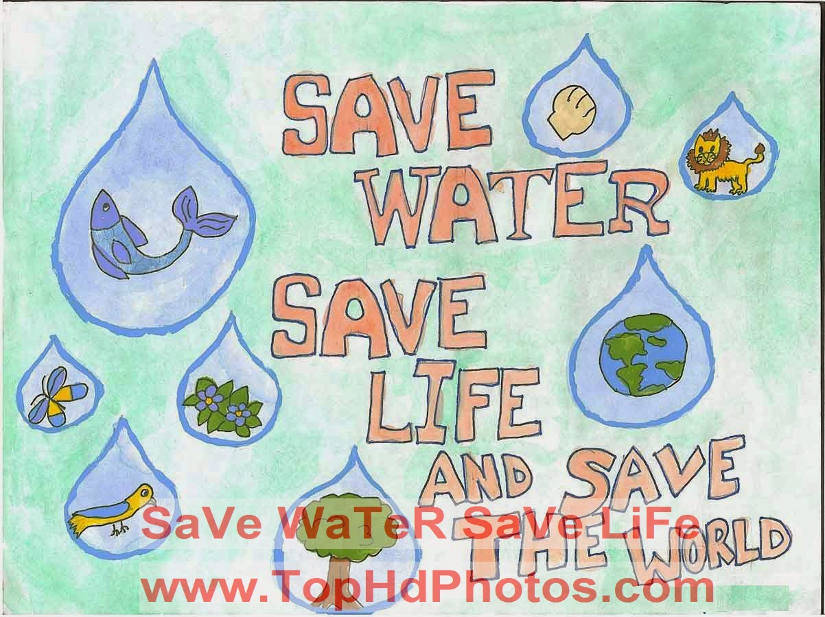 world water day pictures