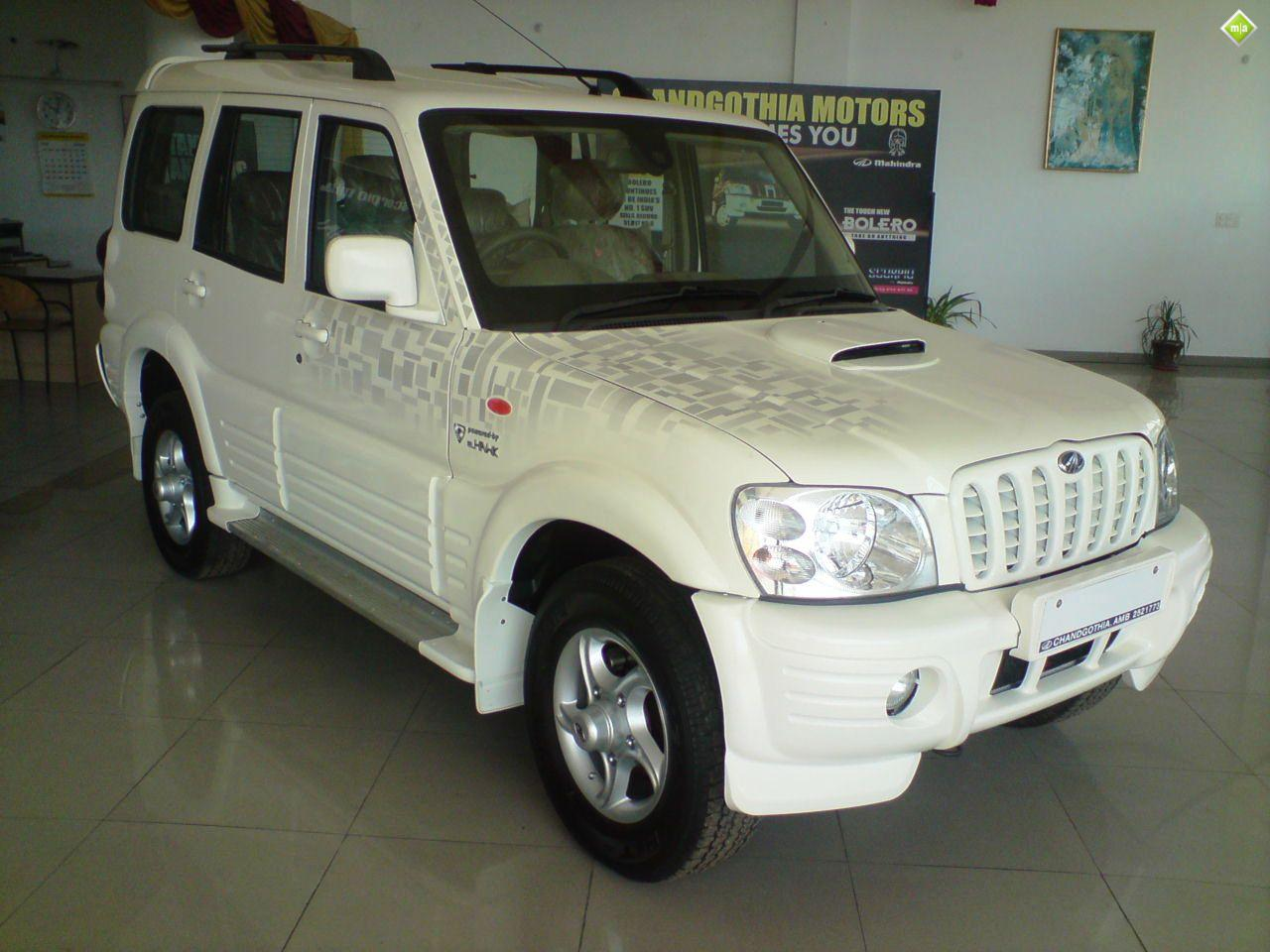 mahindra and mahindra limited company has launched suv segment scorpio
