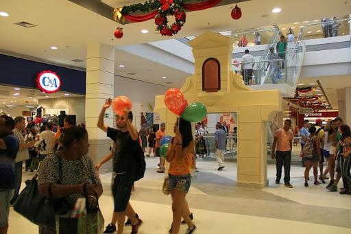 Shopping Pátio Cianê - Sorocaba - SP