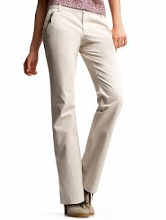Simple Stylish And Uptodate Khaki Pants For Women