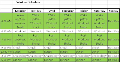 What Are My Options Body Beast Workout Schedule - Male Models Picture