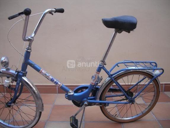 Somos ochenteros anuncios de tv la bicicleta bh - La bici azul ...
