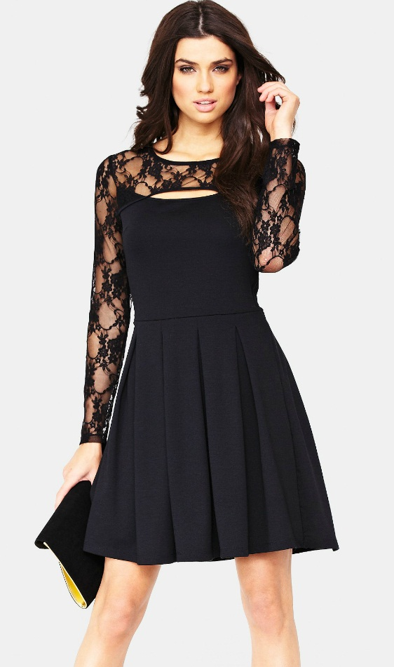 Elegant It Became An Iconic Term Throughout The Years And A Synonym For Style And Class Now, The Little Black Dresses Are Available In Many Different Cuts And Styles