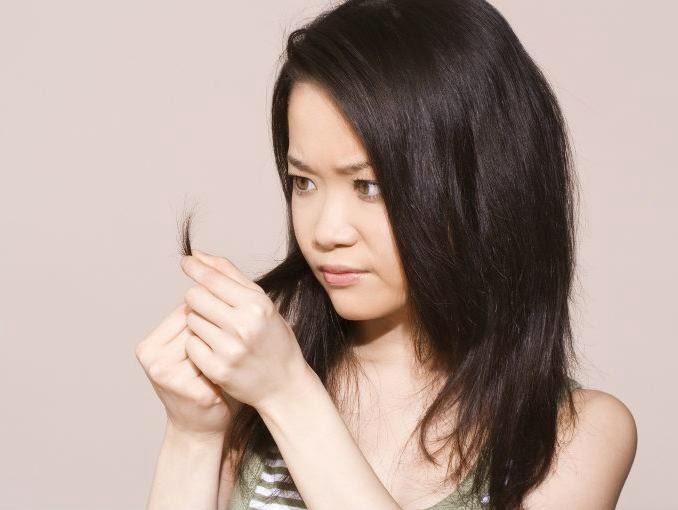 perawatan rambut natural alami serum rambut