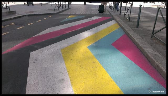 Rennes street art rue