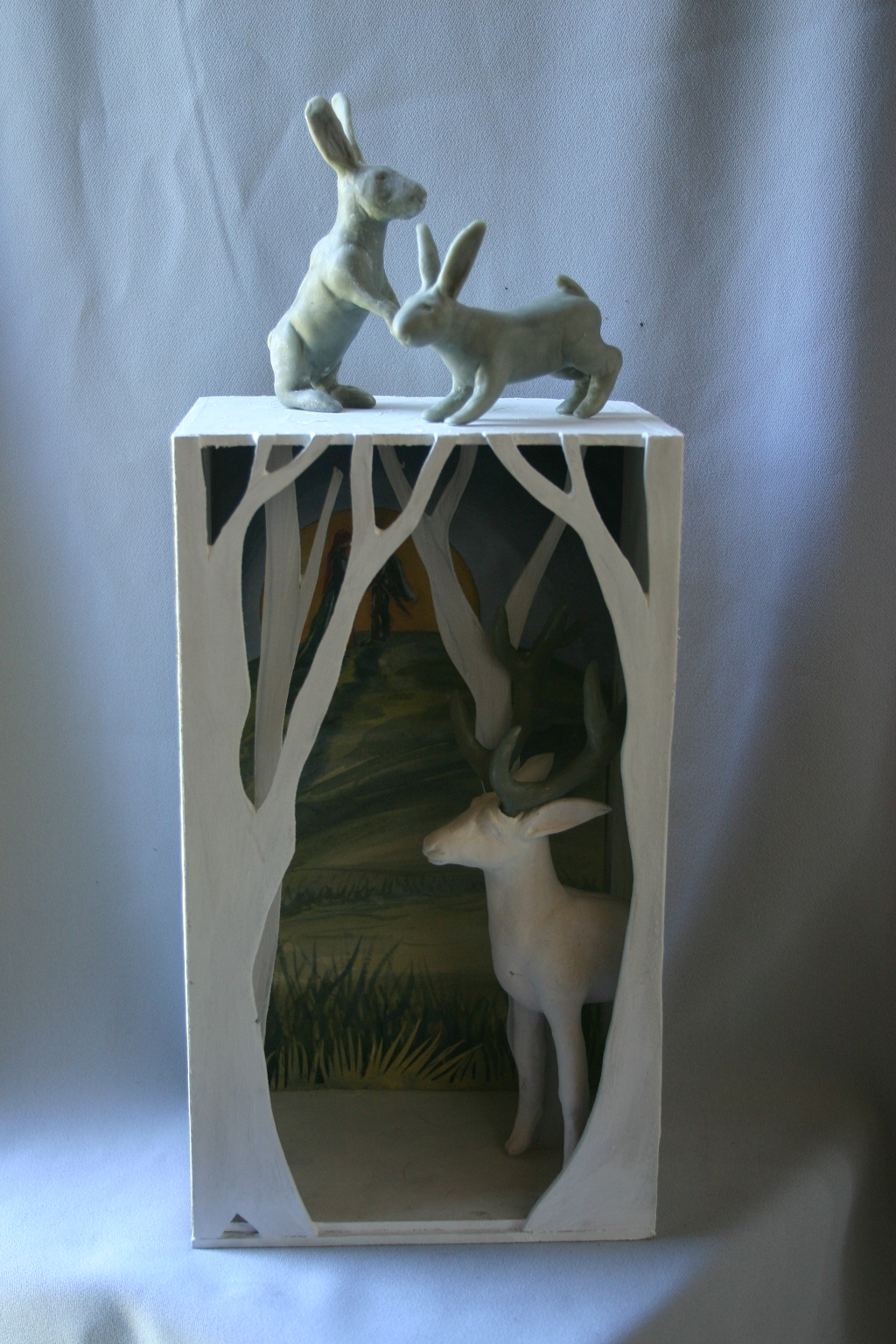 Susie Mcmahon Dolls The Hart The Hare