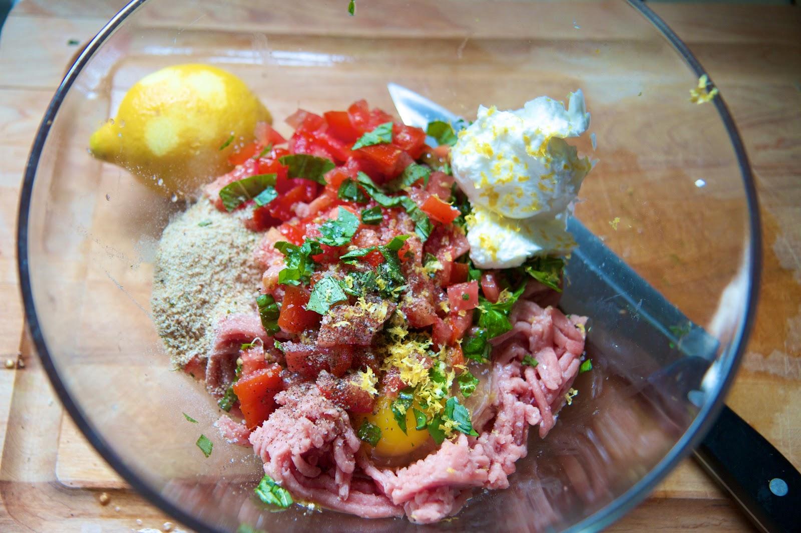how to make fresh meatballs