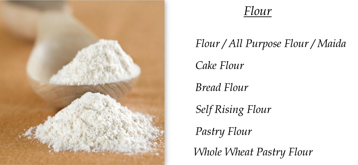 Can I Use Strong Bread Flour For Cakes