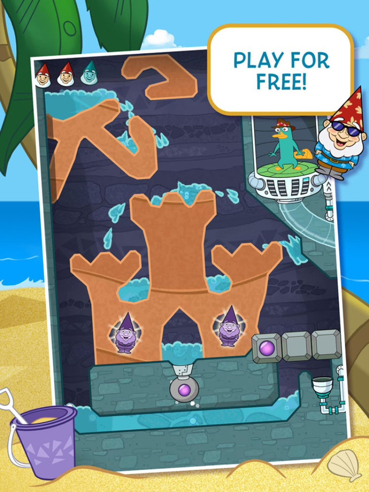Where's My Summer? App iTunes App By Disney - FreeApps.ws