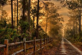 Amanecer en Júpiter, Florida.