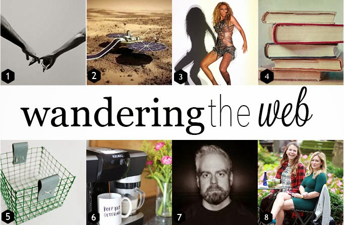Wandering the Web: Catch ya later, February. Fun links from the web this week.