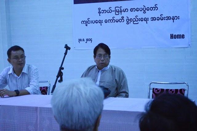 ရန္ေနာင္ (ဗုိလ္တေထာင္) – နိုဗယ္- ျမန္မာစာေပပြဲေတာ္၂၀၁၅  ႏွစ္ဆန္းပိုင္းတြင္ က်င္းပမည္