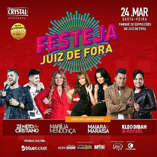 Festeja Juiz de Fora - MG 24 de Março 2017