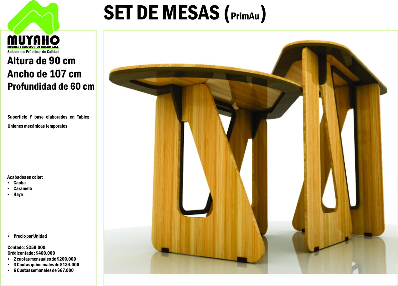 Muebles y accesorios hogar s a s for Muebles el contado