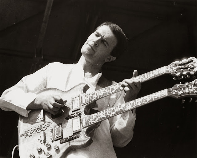 John McLaughlin Fusion World Music