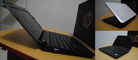 netbook second hp mini malang