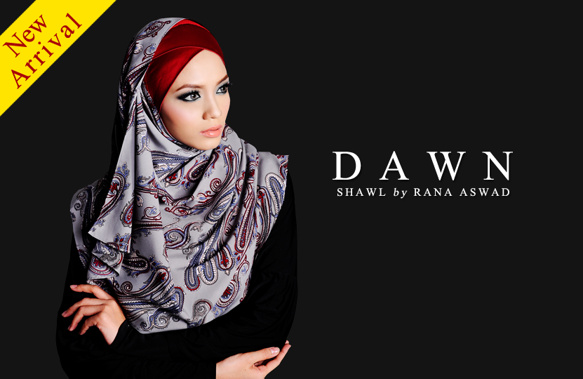 Shawl, Tudung , Dress, Jubah, Abaya, Jubah Dress