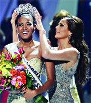 Miss Universe ke Bandung