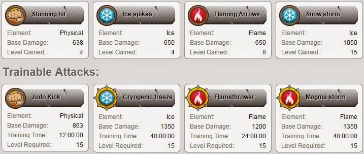 Serangan Cool Fire Dragon