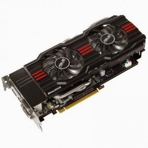 Vga Card Nvidia PCI-E Merek Asus