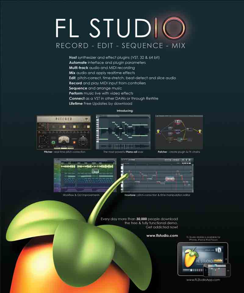 FL Studio 10.0.9 Plus Crack