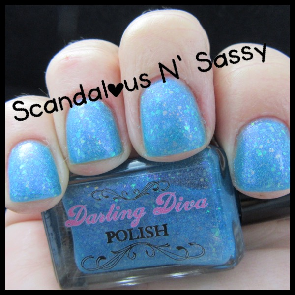 Darling Diva Polish Cloud City