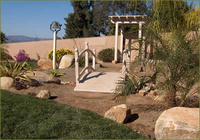 Backyard Desert Landscaping Photos - Craft House Design