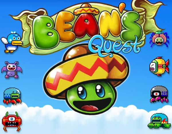 Download Bean's Quest Game, cool iphone games, new iphone games, best iphone games, best multiplayer iphone games, multiplayer iphone games, top free iphone games, iphone game apps, popular iphone games