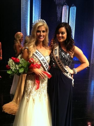 miss south dakota usa 2012 winner taylor neisen