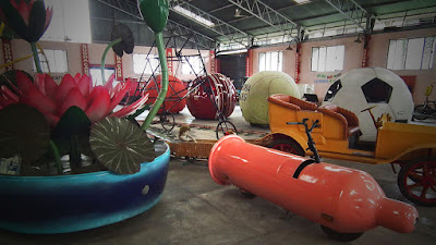 Sudha Cars Museum is the World's first and only handmade Wacky Car museum