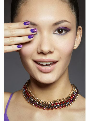 Nail Art Ideas To Pump Up Your Prom Mani 1