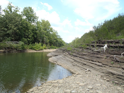 Cedar Flats Swimming Hole Near Devils Den State Park Arkansas Hikes