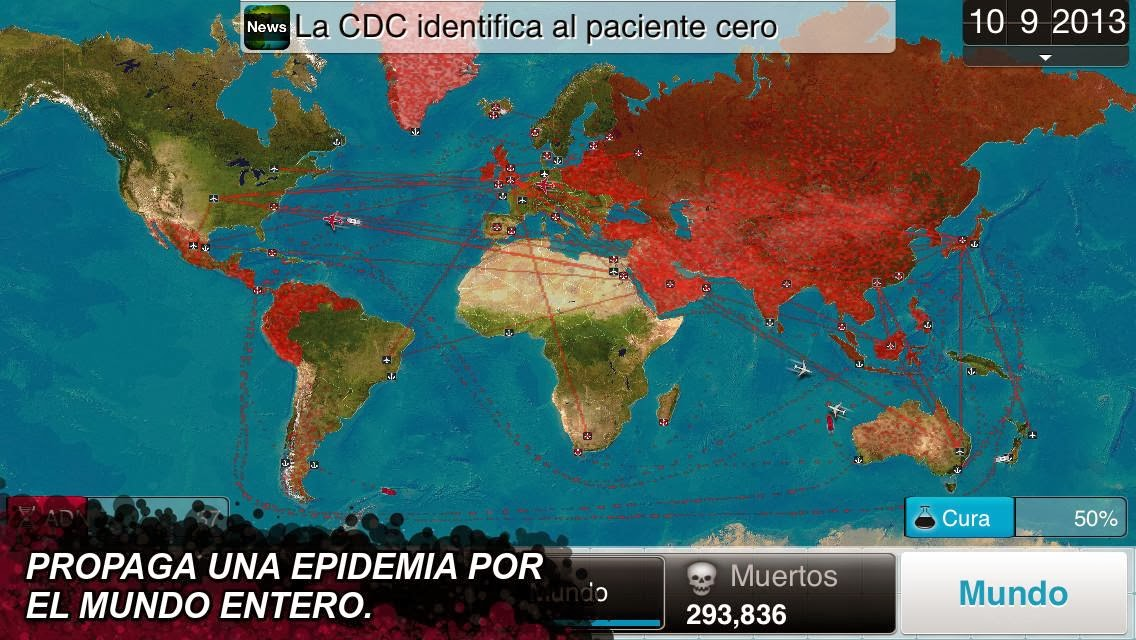 Descargar Plague Inc. Full v1.7.4 .apk [Español] (Con Neurax Worm y ...