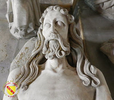 VARANGEVILLE (54) - La Mise au tombeau (XVIe siècle)