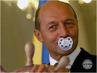 Funny photo Traian Băsescu cea mai mare umilinţă