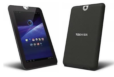 Tableta Toshiba de 10.1 pulgadas