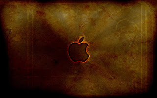 Rusty Apple wallpaper