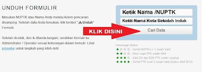 Unduh Formulir NUPTK-A01