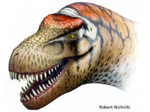 Saudara Sepupu T-Rex Ditemukan di China