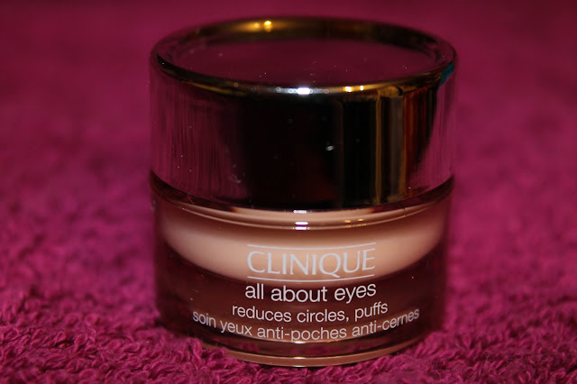 Clinique Bonus Time Blog Review all about eyes