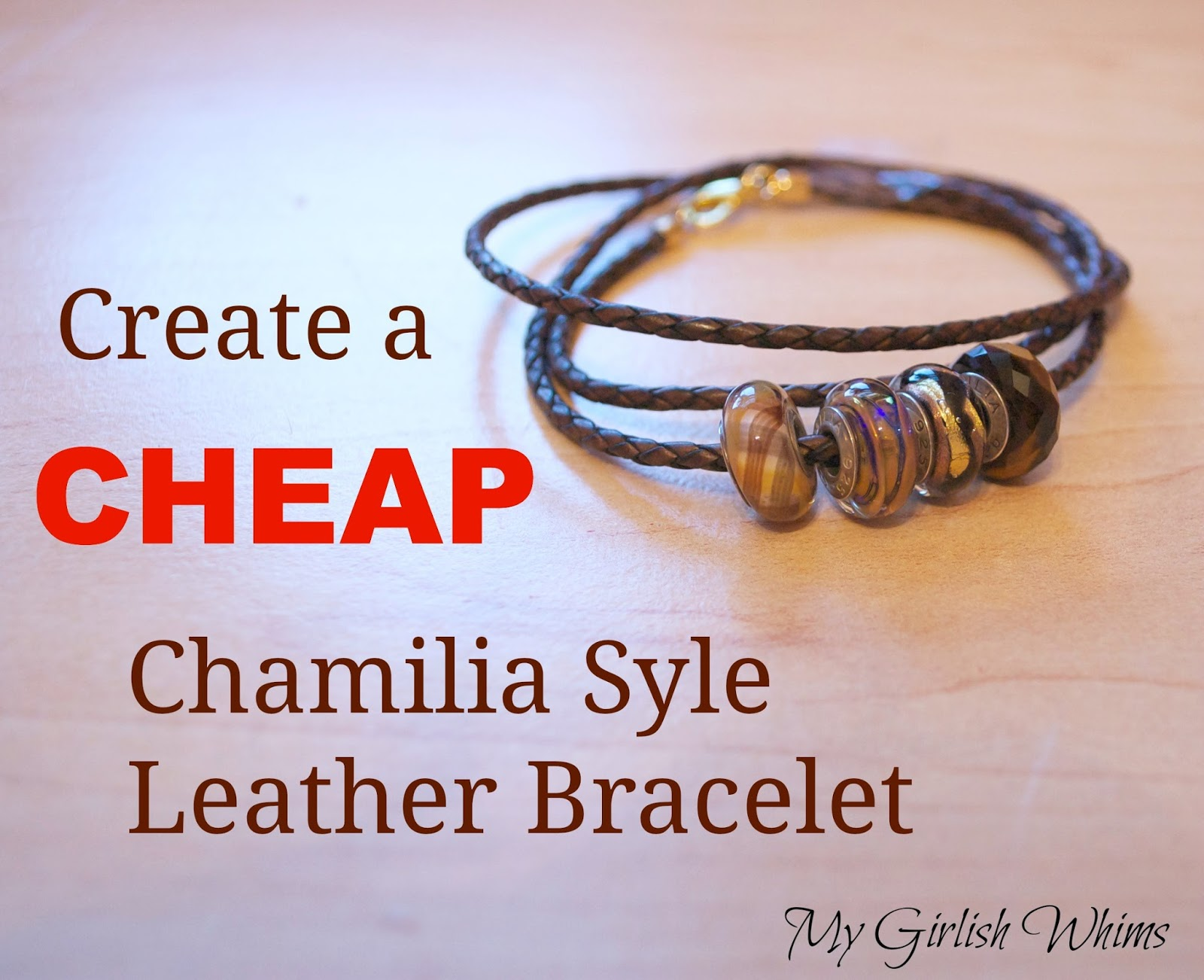The Three Stranded Braided Leather Bracelets Retail For 45 Online A Little Bit Of No Way Jose